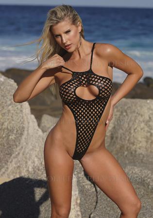 Cargo Net Collar Suit