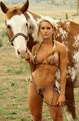 50% off Barbed Concho-kini