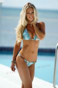 Snake Beads 2-Pc Colleen Kelly Bikini