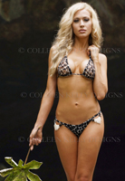 Jungle Lace Spikey-kinis (2 styles)